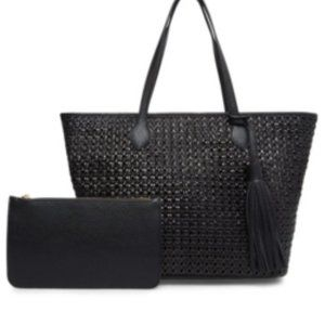 NWT Steve Madden Blylah Tote & Pouch